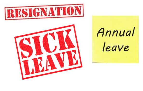 Can An Employee Take Leave After Giving Notice?