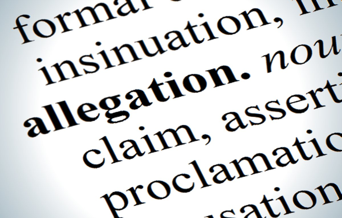 Classification Of Misconduct