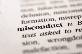 What Constitutes Misconduct?
