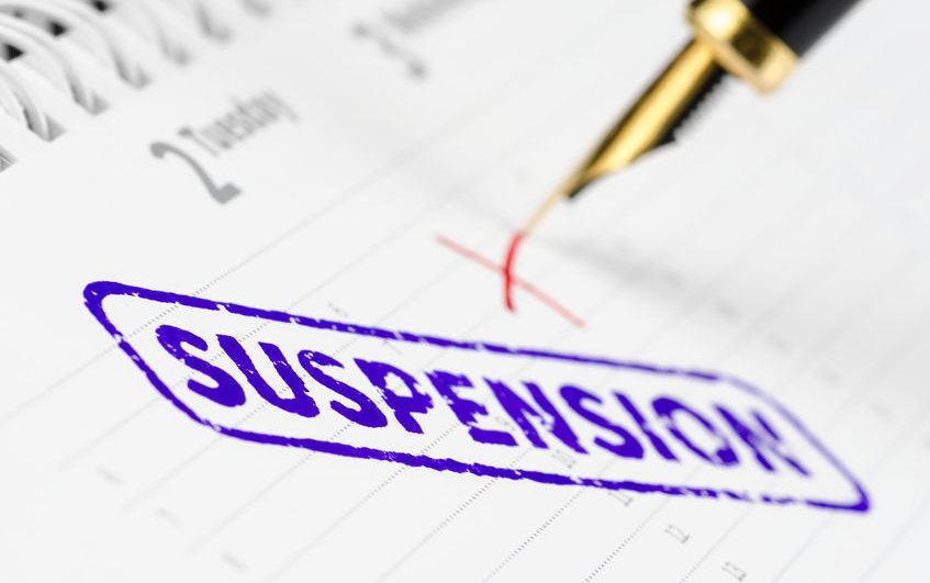 Guidelines To Suspend An Employee For Misconduct
